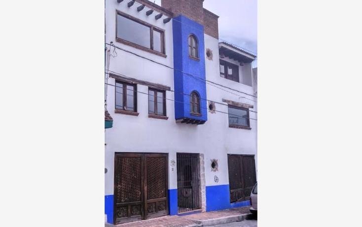 Foto de casa en venta en  , insurgentes, morelia, michoacán de ocampo, 1054767 No. 01