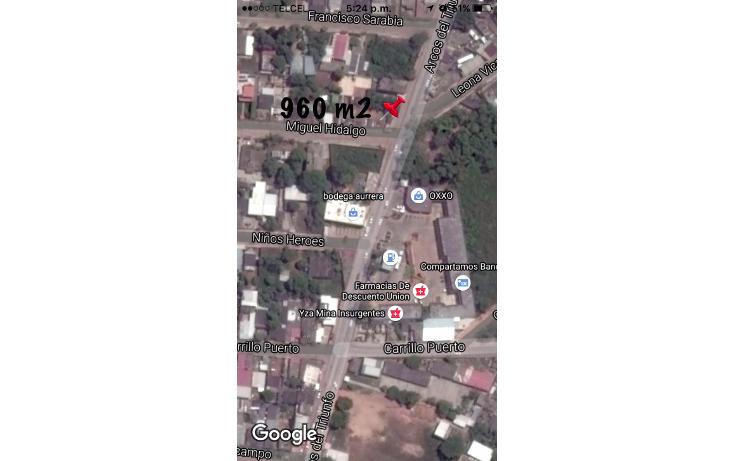 Foto de terreno habitacional en venta en  , insurgentes norte, minatitlán, veracruz de ignacio de la llave, 1680534 No. 02
