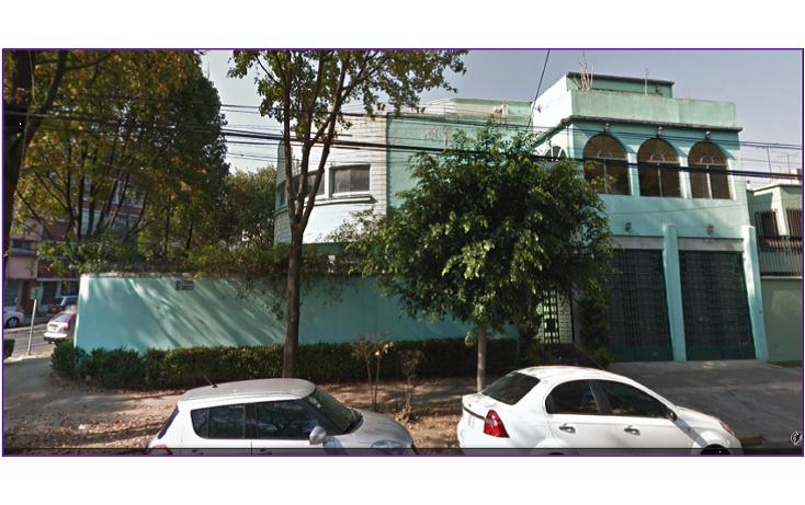 Foto de casa en venta en  , insurgentes san borja, benito ju?rez, distrito federal, 2043123 No. 01