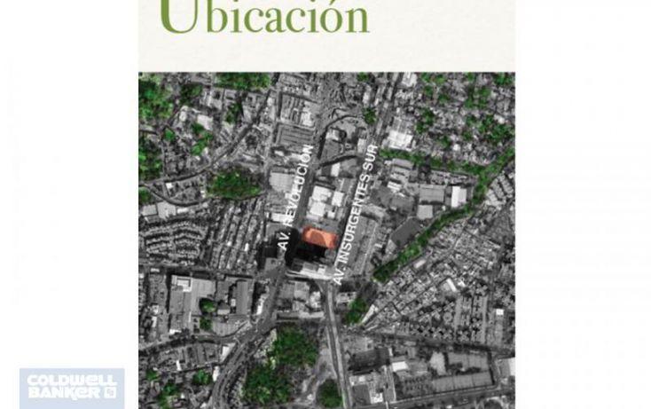 Foto de departamento en venta en insurgentes sur, san angel, álvaro obregón, df, 1654649 no 02