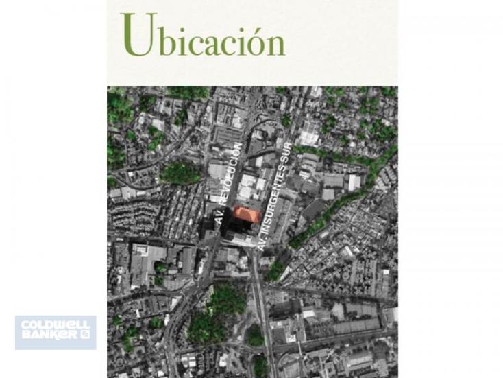 Foto de departamento en venta en  , san angel, álvaro obregón, distrito federal, 1654643 No. 02