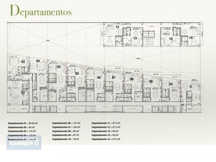 Foto de departamento en venta en  , san angel, álvaro obregón, distrito federal, 1654649 No. 03