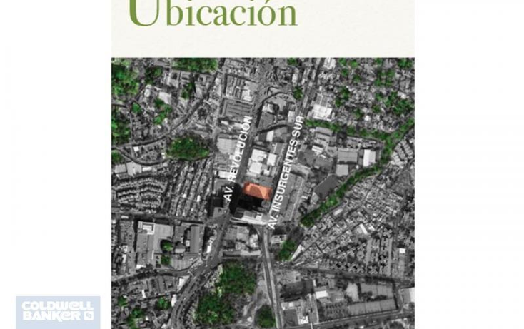 Foto de departamento en venta en insurgentes sur , san angel, álvaro obregón, distrito federal, 1850822 No. 02