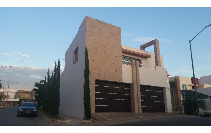Foto de casa en renta en  , interlomas, culiac?n, sinaloa, 1249005 No. 01