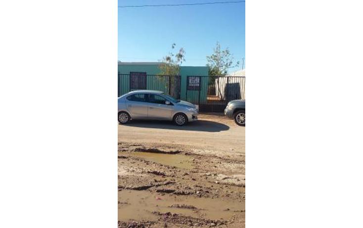 Foto de casa en venta en  , invasión el mirador, hermosillo, sonora, 2014926 No. 01