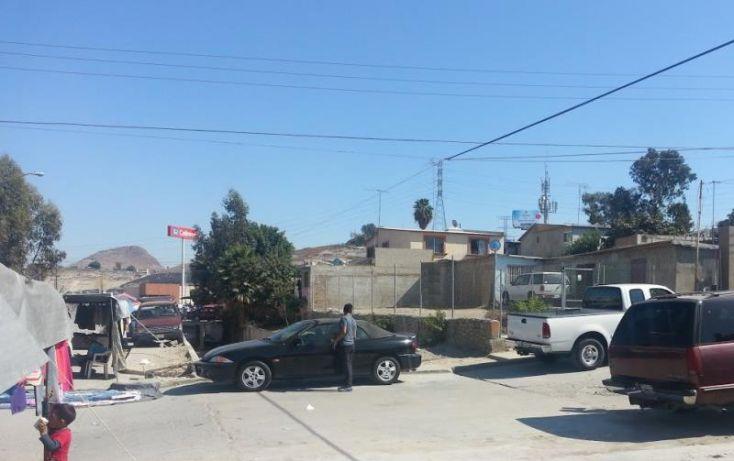 Foto de terreno habitacional en venta en invernadero 01, el florido ii, tijuana, baja california norte, 1609672 no 02