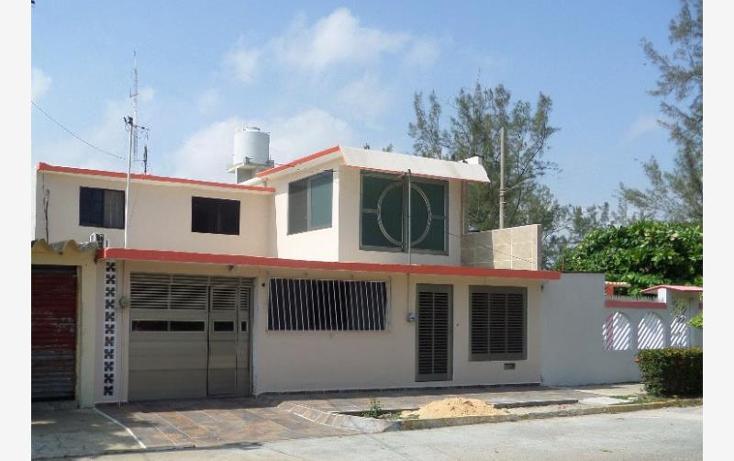 Foto de casa en venta en  , iquisa, coatzacoalcos, veracruz de ignacio de la llave, 1464227 No. 01