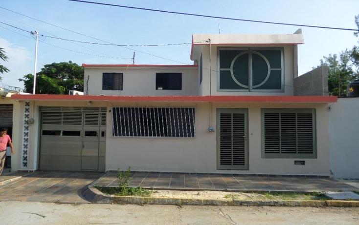 Foto de casa en venta en  , iquisa, coatzacoalcos, veracruz de ignacio de la llave, 1464227 No. 02