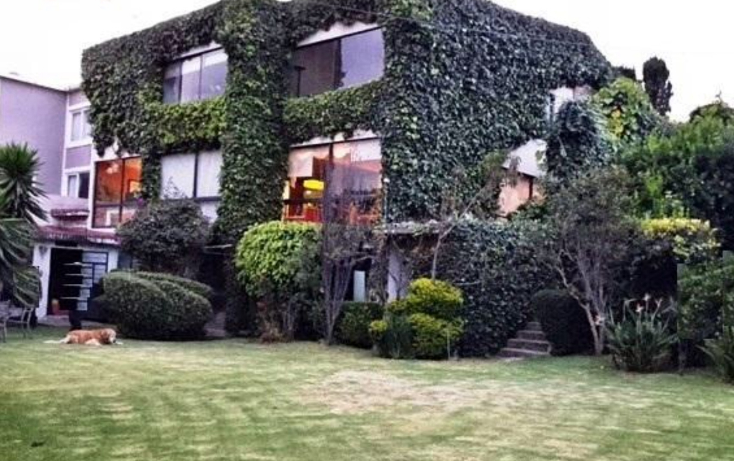 Foto de casa en venta en  , irrigaci?n, miguel hidalgo, distrito federal, 1557164 No. 01