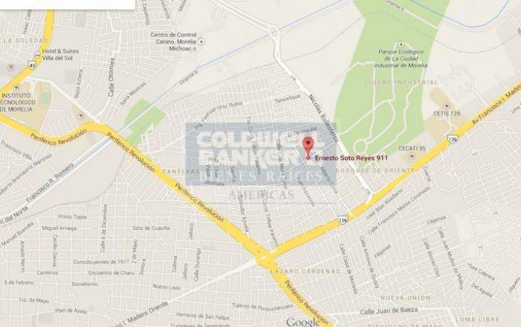 Foto de terreno habitacional en venta en isaac arriaga 1, isaac arriaga, morelia, michoacán de ocampo, 421084 no 06