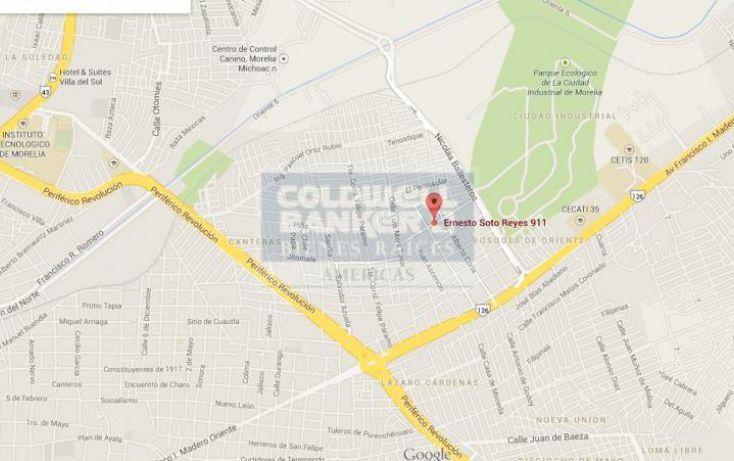 Foto de terreno habitacional en venta en isaac arriaga 1, isaac arriaga, morelia, michoacán de ocampo, 421084 no 07