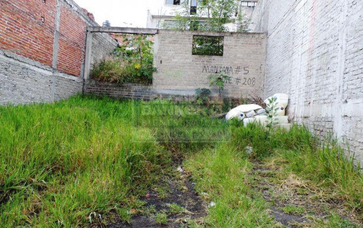 Foto de terreno habitacional en venta en isaac arriaga 1, isaac arriaga, morelia, michoacán de ocampo, 583099 no 03