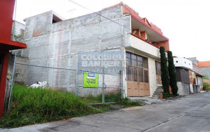 Foto de terreno habitacional en venta en, isaac arriaga, morelia, michoacán de ocampo, 1839658 no 01