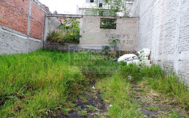 Foto de terreno habitacional en venta en, isaac arriaga, morelia, michoacán de ocampo, 1839658 no 03