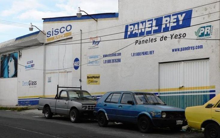 Foto de nave industrial en renta en  , isidro fabela 2a sección, toluca, méxico, 1252307 No. 09