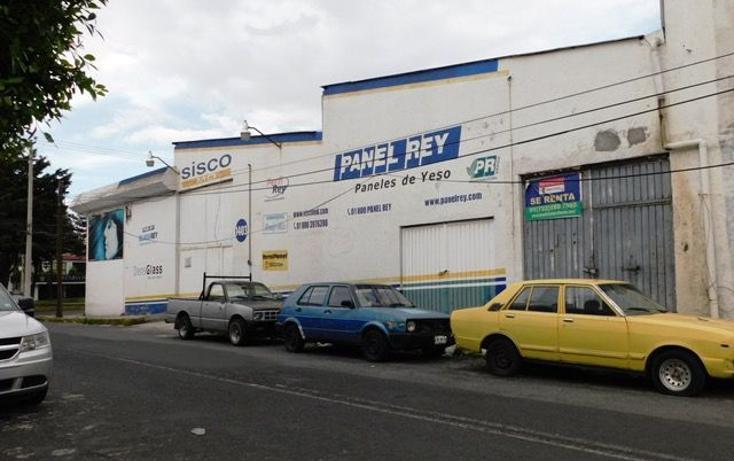 Foto de nave industrial en renta en  , isidro fabela 2a sección, toluca, méxico, 1252307 No. 12