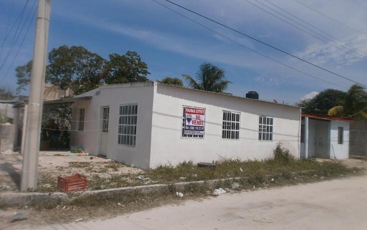 Foto de casa en venta en  , isla aguada, carmen, campeche, 1678730 No. 01