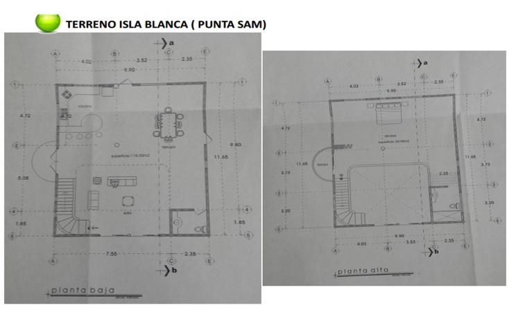 Foto de casa en venta en  , isla blanca, isla mujeres, quintana roo, 1134597 No. 02