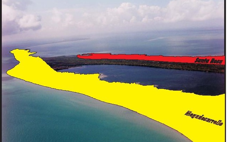 Foto de terreno comercial en venta en  , isla blanca, isla mujeres, quintana roo, 2623410 No. 10