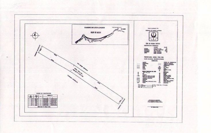 Foto de terreno comercial en venta en, isla de holbox, lázaro cárdenas, quintana roo, 1250815 no 06