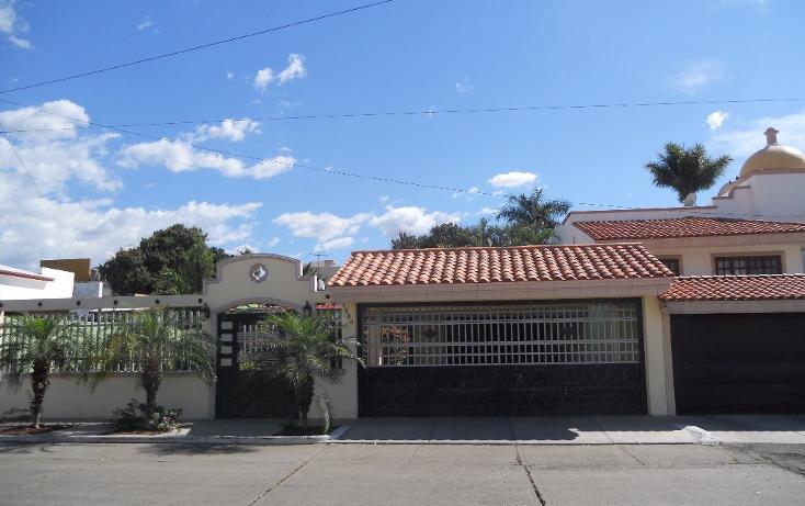 Foto de casa en venta en  , las quintas, culiacán, sinaloa, 1743429 No. 01