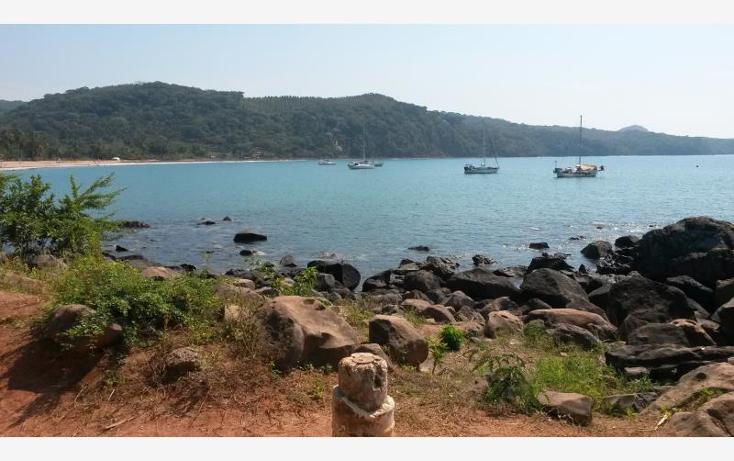 Foto de terreno habitacional en venta en isla del socorro nonumber, chacala, compostela, nayarit, 1646896 No. 01