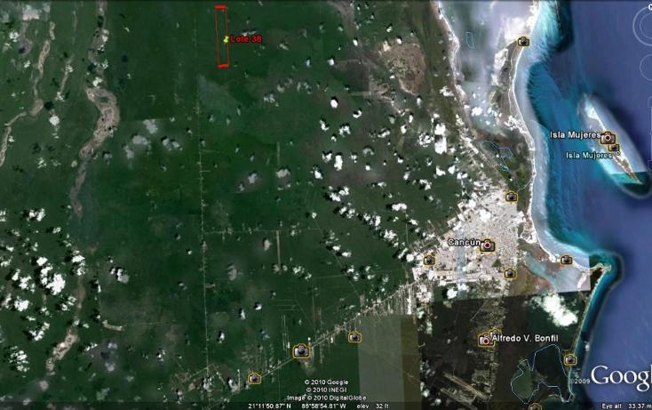 Foto de terreno comercial en venta en, isla mujeres centro, isla mujeres, quintana roo, 1096905 no 02