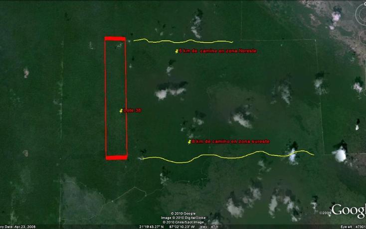 Foto de terreno comercial en venta en, isla mujeres centro, isla mujeres, quintana roo, 1096905 no 05