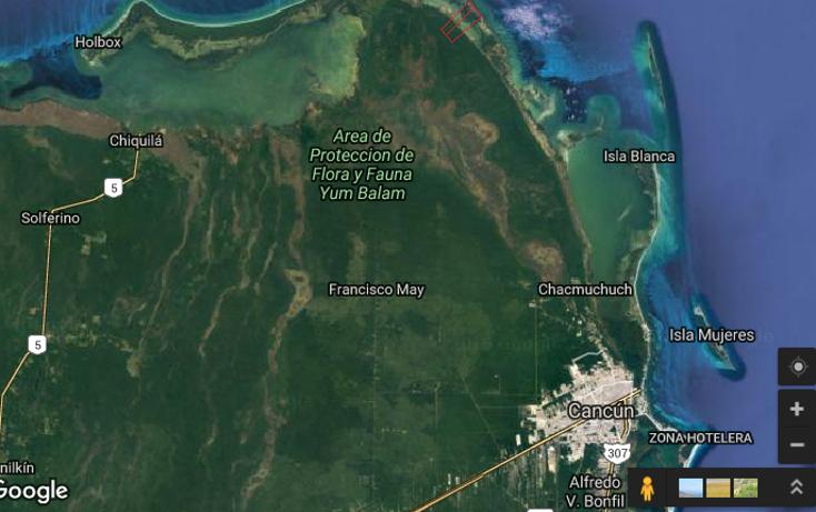 Foto de terreno comercial en venta en  , isla mujeres centro, isla mujeres, quintana roo, 1460067 No. 01