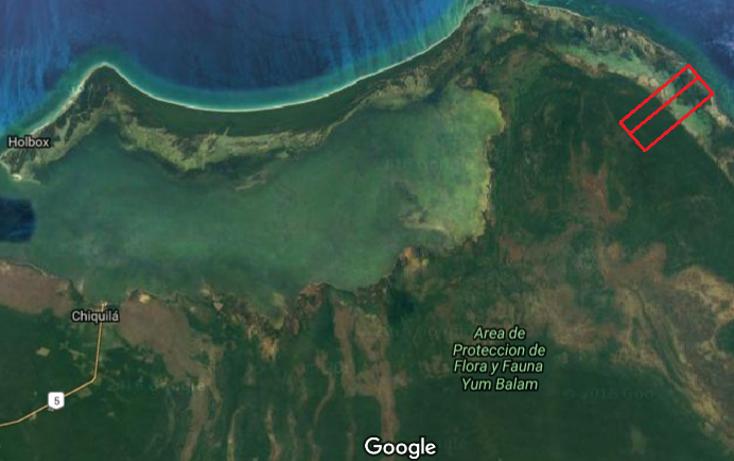 Foto de terreno comercial en venta en  , isla mujeres centro, isla mujeres, quintana roo, 1460067 No. 03