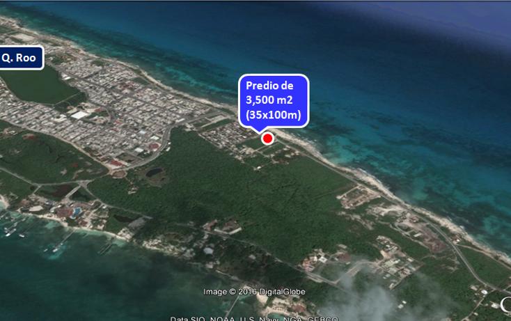 Foto de terreno comercial en venta en  , isla mujeres centro, isla mujeres, quintana roo, 1577336 No. 07
