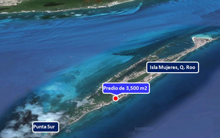 Foto de terreno comercial en venta en  , isla mujeres centro, isla mujeres, quintana roo, 1577336 No. 08