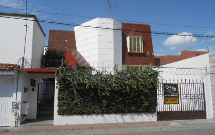 Foto de casa en venta en  , bosques del acueducto, querétaro, querétaro, 1798889 No. 01