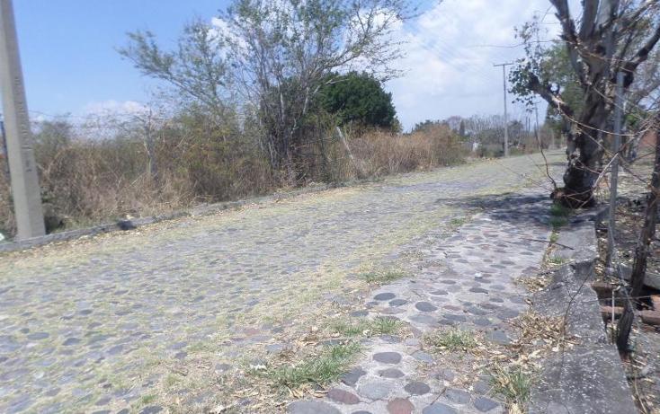 Foto de terreno habitacional en venta en  , islas de cuautla, ayala, morelos, 846191 No. 04