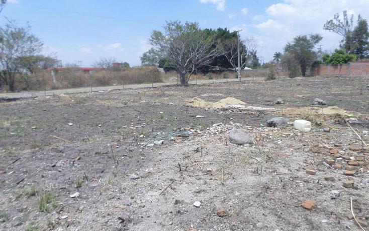 Foto de terreno habitacional en venta en  , islas de cuautla, ayala, morelos, 846191 No. 07