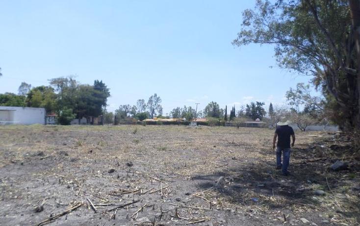 Foto de terreno habitacional en venta en  , islas de cuautla, ayala, morelos, 846191 No. 10