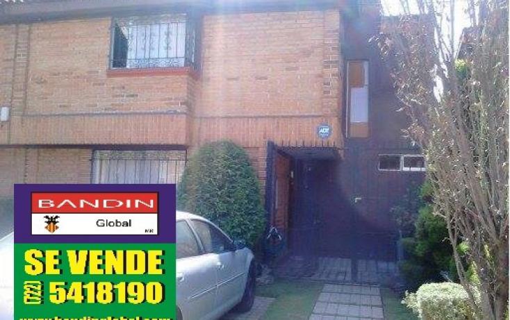 Foto de casa en condominio en venta en issac newton, científicos, toluca, estado de méxico, 872645 no 01