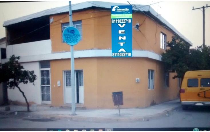 Foto de casa en venta en  , iturbide, san nicolás de los garza, nuevo león, 1619126 No. 01