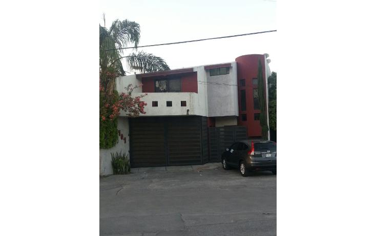 Foto de casa en venta en  , iturbide, san nicolás de los garza, nuevo león, 1934422 No. 01