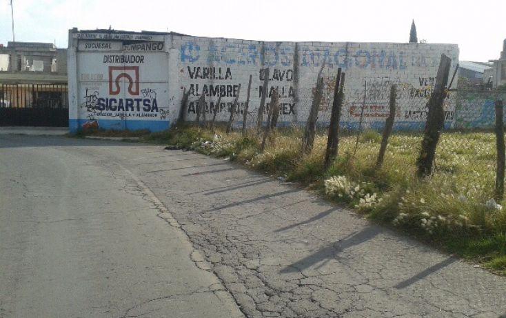 Foto de bodega en venta y renta en iturbide, san sebastián, zumpango, estado de méxico, 1639382 no 01