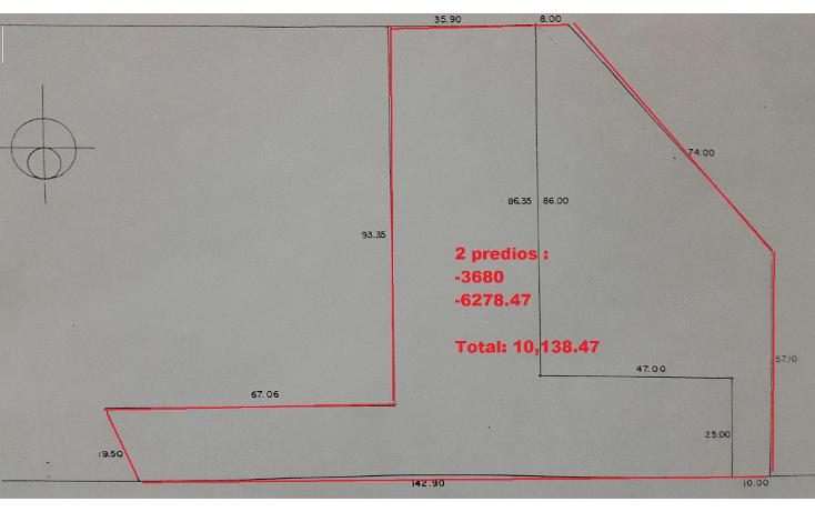Foto de terreno comercial en venta en  , itzaes, mérida, yucatán, 1055397 No. 02