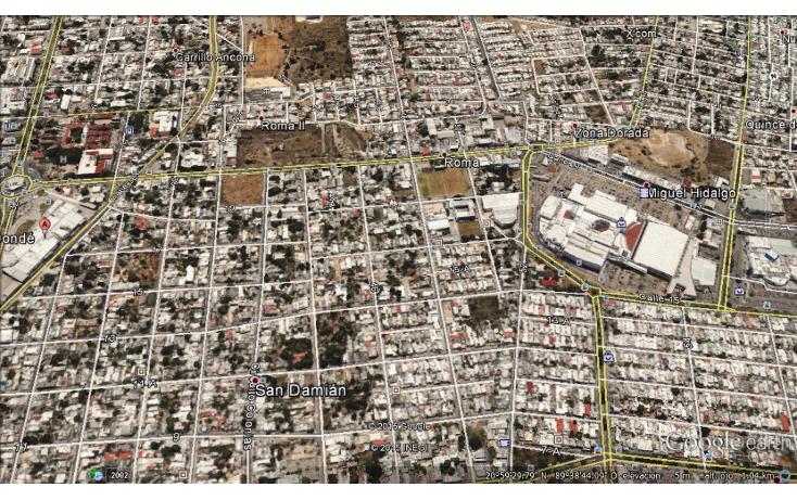 Foto de terreno comercial en venta en  , itzaes, mérida, yucatán, 1055397 No. 03