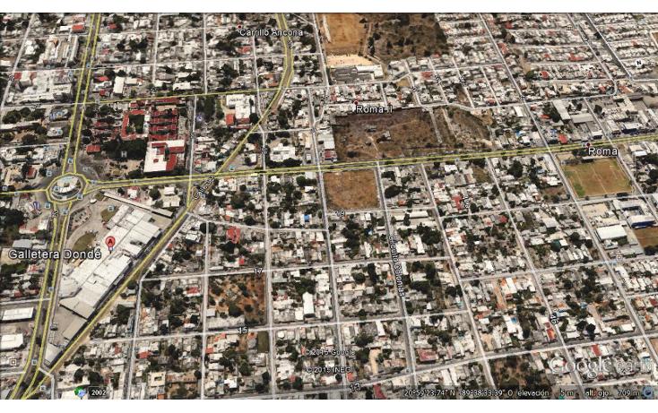 Foto de terreno comercial en venta en  , itzaes, mérida, yucatán, 1055397 No. 04