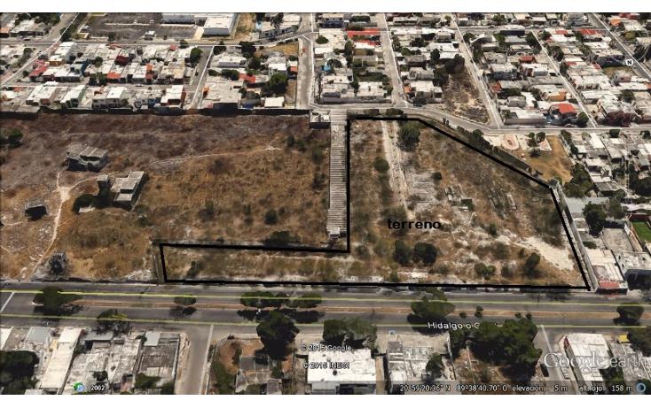 Foto de terreno comercial en venta en  , itzaes, mérida, yucatán, 1055397 No. 05