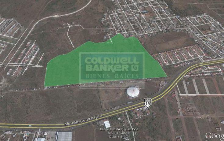 Foto de terreno habitacional en venta en itzicuaro 1, la luz, morelia, michoacán de ocampo, 529542 no 08