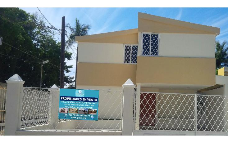 Foto de casa en venta en  , itzimna, m?rida, yucat?n, 1052829 No. 01