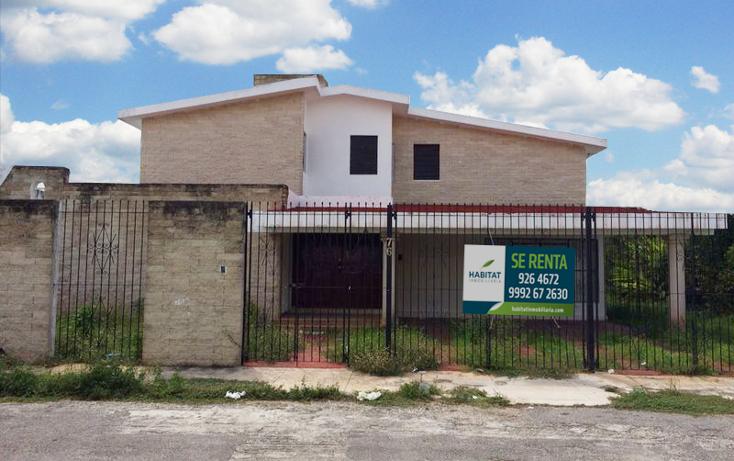 Foto de casa en renta en  , itzimna, m?rida, yucat?n, 1144233 No. 01