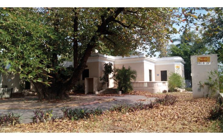 Foto de casa en venta en  , itzimna, mérida, yucatán, 1176867 No. 01