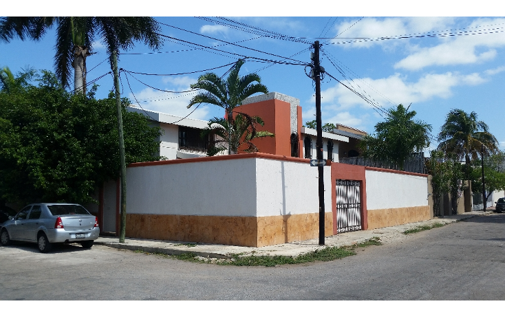 Foto de casa en renta en  , itzimna, mérida, yucatán, 1227699 No. 01