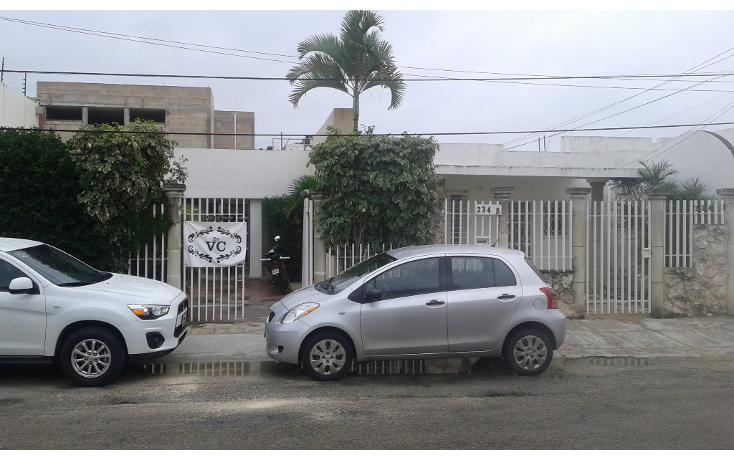 Foto de oficina en renta en  , itzimna, mérida, yucatán, 1520173 No. 01